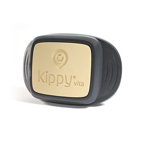 Kippy Vita 85004 GPS Ortungs- und Activity- System black guardian